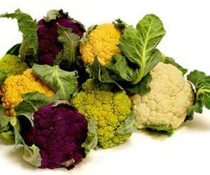 Пюре из цветной капусты и риса