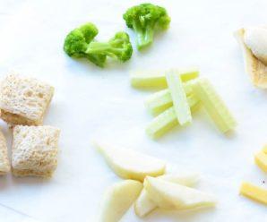 Идеи блюд при естественном прикорме