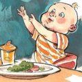 Первый этап детского прикорма: (4) 6-7 месяцев