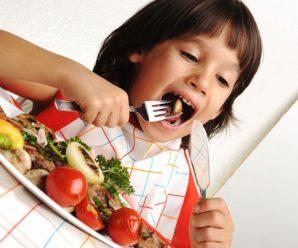 День 21: Необходимо поощрять детей на тщательное пережевывание пищи