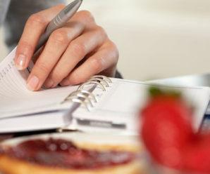 Дневник питания при введении прикорма