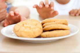 печенье и малыши