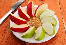 Пюре из яблока и груши