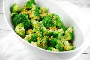 готовим брокколи