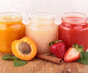 Советы для консервации детского питания