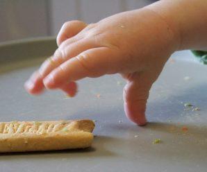 Правила пальчиковой еды