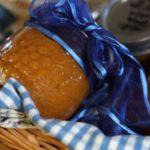 Пюре из груши, тыквы и персика