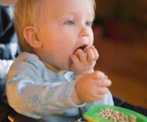 Что нельзя кушать ребёнку до года?