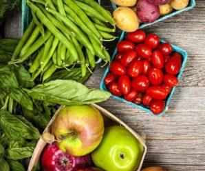 6 умных советов, как приучить ребенка есть фрукты и овощи