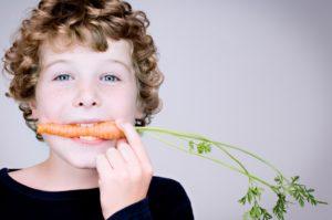 зимнее питание детей