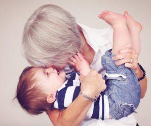 Правильное питание с бабушкой