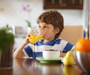 4 мифа детского питания