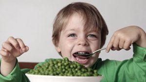 ребенок не ест мясо