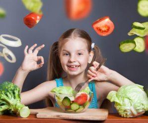 5 питательных веществ в детском питании