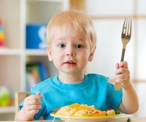 Наш прикорм с 3 до 5 лет