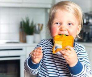 5 тенденций детского питания, которые привлекают родителей