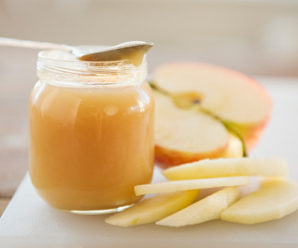 Седьмая и восьмая неделя прикорма – Зеленое яблоко и груша