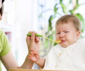 Почему ребенок отказывается от прикорма
