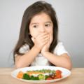 Детское упрямство в еде или разборчивость в еде