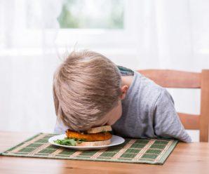 Что делать, если мой ребенок не хочет есть?