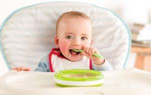 Как сделать детское пюре густым по консистенции