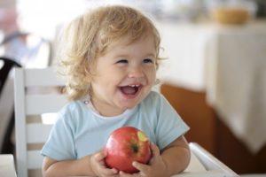 Карлос Гонсалес Ребенок не хочет есть