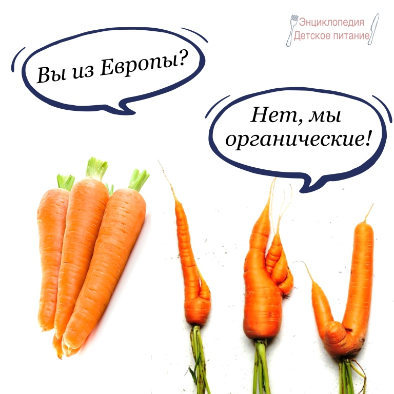 морковь юмор