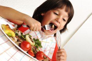 пережевывание пищи