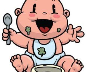 Прикорм в возрасте 7-8 месяцев