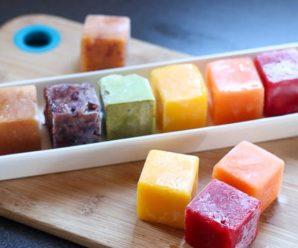 10 причин замораживать детское питание