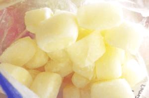 замораживать грудное молоко