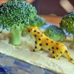 пальчиковое брокколи