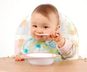Первый вид прикорма ребенка