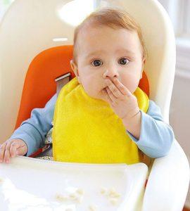 Прикорм в 8 месяцев