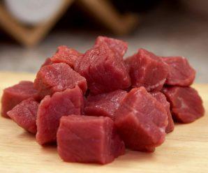 Введение прикорма: Мясо