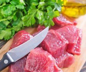 Как приготовить мясной прикорм
