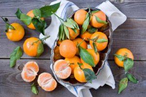 мандарины в прикорме