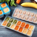 остатки замороженного детского питания