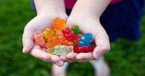 Когда ребенок любит сладости
