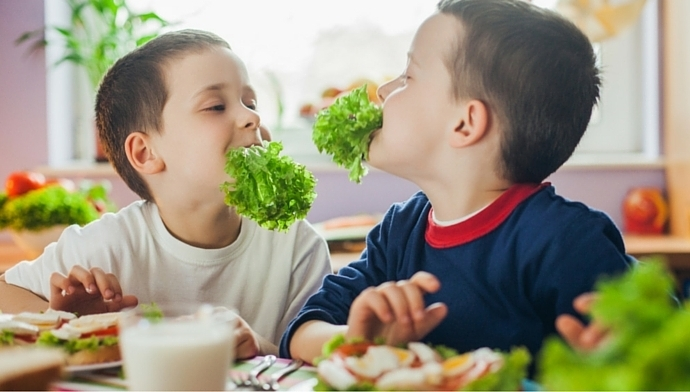 витамины в детском питании