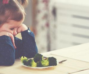 Детская неофобия: когда ребенок боится попробовать новые продукты