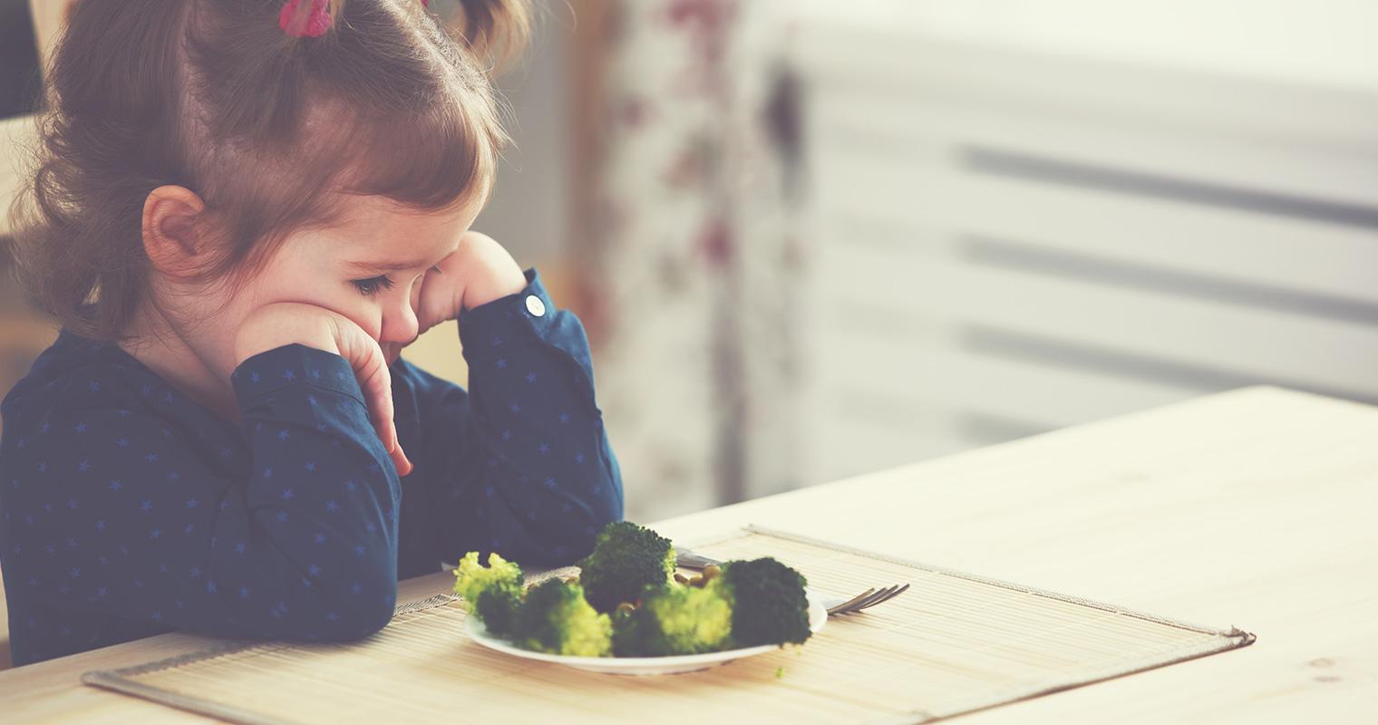 детская неофобия