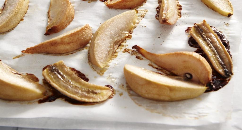 пюре из груши и банана