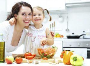 кулинария с детьми