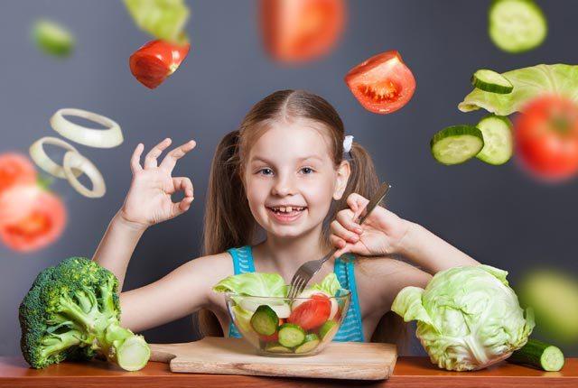 питательных веществ