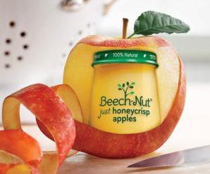 Продукты детского питания фирмы Beech-Nut
