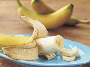 бананы в детском питании