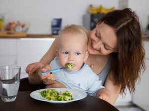 масло в детском питании