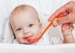 в детском питании