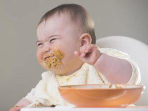 первый прикорм каши